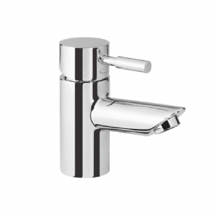 Tavistock -  Kinetic Mini Basin Mixer with No Pop Up Waste (TKN62)
